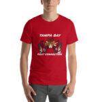 GOAT Connection ( Brady & Gronk Buccaneers Edition ) Short-Sleeve Unisex T-Shirt